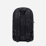 Рюкзак Herschel Supply Co. Heritage Mid Volume Site/Black Rubber фото- 3