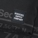 Рюкзак Herschel Supply Co. Heritage Mid Volume Site/Black Rubber фото- 5