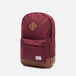 Рюкзак Herschel Supply Co. Heritage Mid Volume Windsor Wine/Tan фото- 1