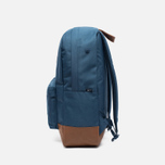 Рюкзак Herschel Supply Co. Heritage 21.5L Navy/Tan Synthetic Leather фото- 2