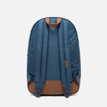 Рюкзак Herschel Supply Co. Heritage 21.5L Navy/Tan Synthetic Leather фото- 3