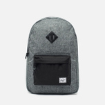 Рюкзак Herschel Supply Co. Heritage Raven Crosshatch/Black фото- 0
