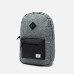 Рюкзак Herschel Supply Co. Heritage Raven Crosshatch/Black фото- 1