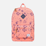 Рюкзак Herschel Supply Co. Heritage Ruby Burnt/Coral Rubber фото- 0
