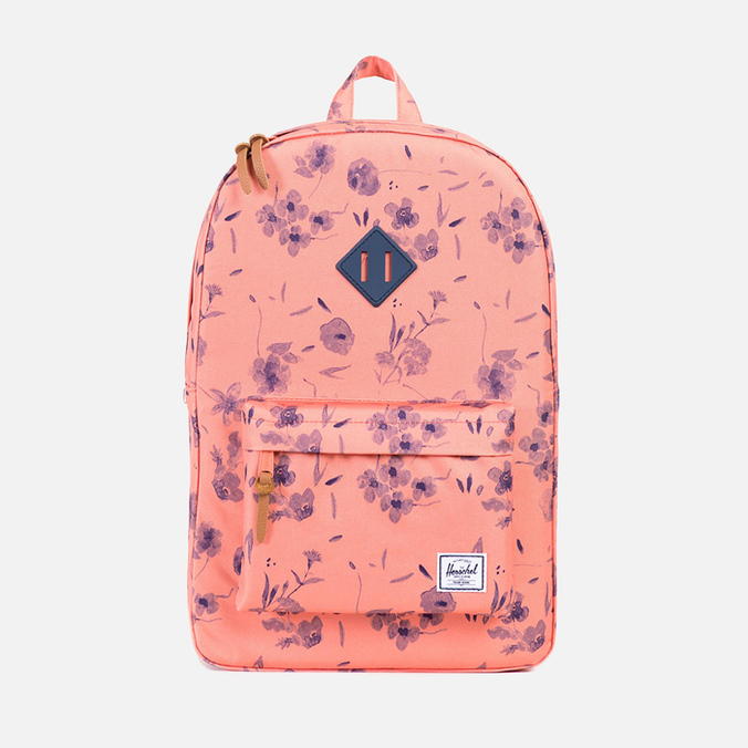 Рюкзак Herschel Supply Co. Heritage Ruby Burnt/Coral Rubber