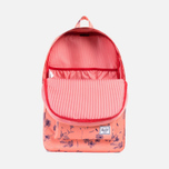 Рюкзак Herschel Supply Co. Heritage Ruby Burnt/Coral Rubber фото- 3