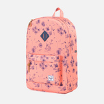 Рюкзак Herschel Supply Co. Heritage Ruby Burnt/Coral Rubber фото- 1