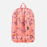 Рюкзак Herschel Supply Co. Heritage Ruby Burnt/Coral Rubber фото- 2