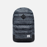 Рюкзак Herschel Supply Co. Heritage White Noise/Black фото- 0