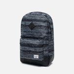 Рюкзак Herschel Supply Co. Heritage White Noise/Black фото- 1