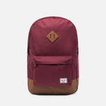 Рюкзак Herschel Supply Co. Heritage Windsor Wine/Tan фото- 0