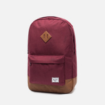 Рюкзак Herschel Supply Co. Heritage Windsor Wine/Tan фото- 1