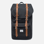 Рюкзак Herschel Supply Co. Little America 25L Black/Tan фото- 0