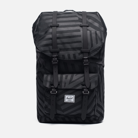 Рюкзак Herschel Supply Co. Little America 25L Dazzle Camo/Black Rubber