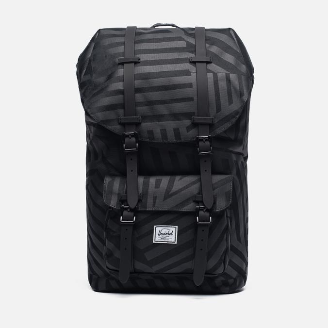 Рюкзак Herschel Supply Co. Little America 25L Dazzle Camo/Black Rubber