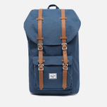 Рюкзак Herschel Supply Co. Little America 25L Navy/Tan фото- 0