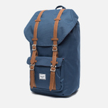 Рюкзак Herschel Supply Co. Little America 25L Navy/Tan фото- 1