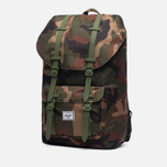 Рюкзак Herschel Supply Co. Little America 25L Woodland Camo/Army Rubber фото- 1