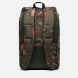 Рюкзак Herschel Supply Co. Little America 25L Woodland Camo/Army Rubber фото- 3