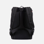 Рюкзак Herschel Supply Co. Little America Mid-Volume Black/Tan PU фото- 2