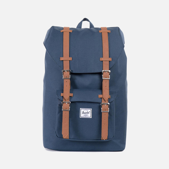 Рюкзак Herschel Supply Co. Little America Mid-Volume Navy/Tan PU