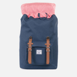 Рюкзак Herschel Supply Co. Little America Mid-Volume Navy/Tan PU фото- 3