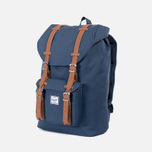 Рюкзак Herschel Supply Co. Little America Mid-Volume Navy/Tan PU фото- 1