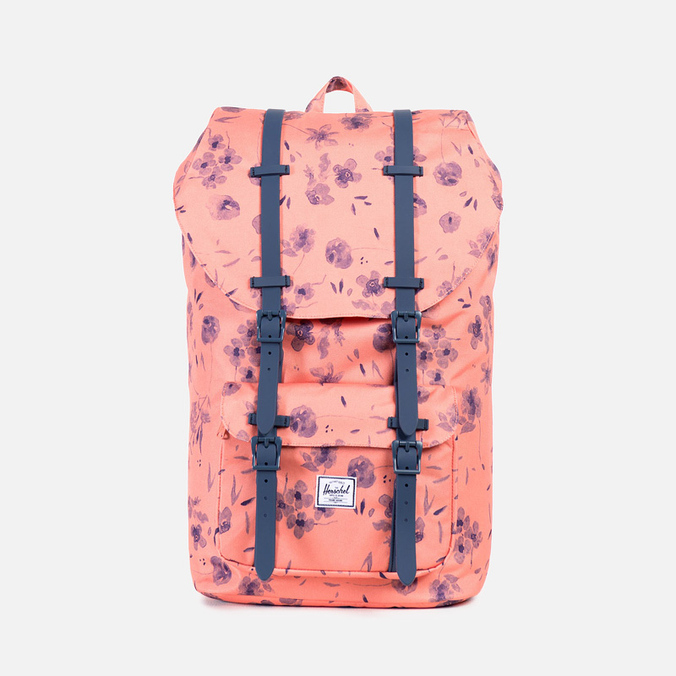 Рюкзак Herschel Supply Co. Little America Ruby Burnt/Coral Rubber