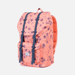 Рюкзак Herschel Supply Co. Little America Ruby Burnt/Coral Rubber фото- 1