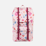 Рюкзак Herschel Supply Co. Little America Ruby Khaki/Windsor Wine/Wine Rubber фото- 0
