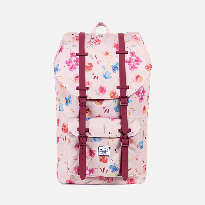 Рюкзак Herschel Supply Co. Little America Ruby Khaki/Windsor Wine/Wine Rubber
