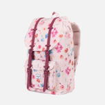 Рюкзак Herschel Supply Co. Little America Ruby Khaki/Windsor Wine/Wine Rubber фото- 1