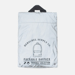 Рюкзак Herschel Supply Co. Packable 3M Reflective Silver фото- 4