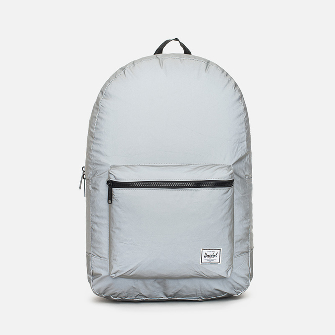 Herschel Supply Co. Packable 3M Reflective Backpack Silver