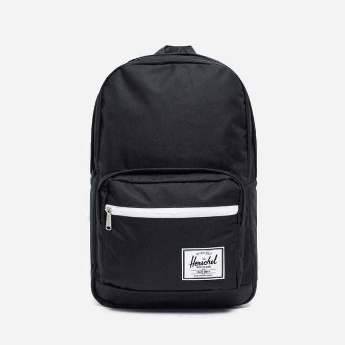 Рюкзак Herschel Supply Co. Pop Quiz 22L Synthetic Leather Black/Black