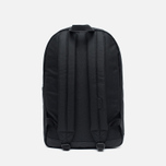 Рюкзак Herschel Supply Co. Pop Quiz 22L Synthetic Leather Black/Black фото- 3