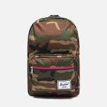 Рюкзак Herschel Supply Co. Pop Quiz 22L Woodland Camo/Multi Zip фото- 0