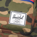 Рюкзак Herschel Supply Co. Pop Quiz 22L Woodland Camo/Multi Zip фото- 10