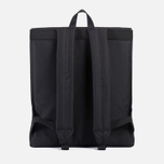 Herschel Supply Co. Survey Backpack Black/Tan PU photo- 2