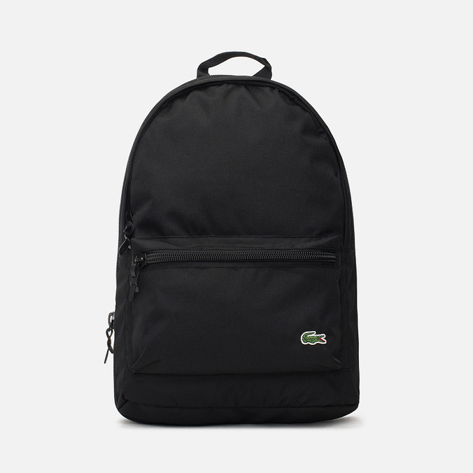 Рюкзак Lacoste Backcroc Solid Black