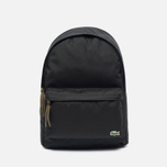Lacoste Neocroc Backpack Black photo- 0