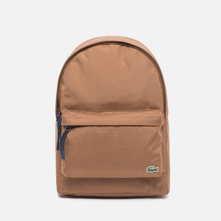 Lacoste Neocroc Backpack Brown