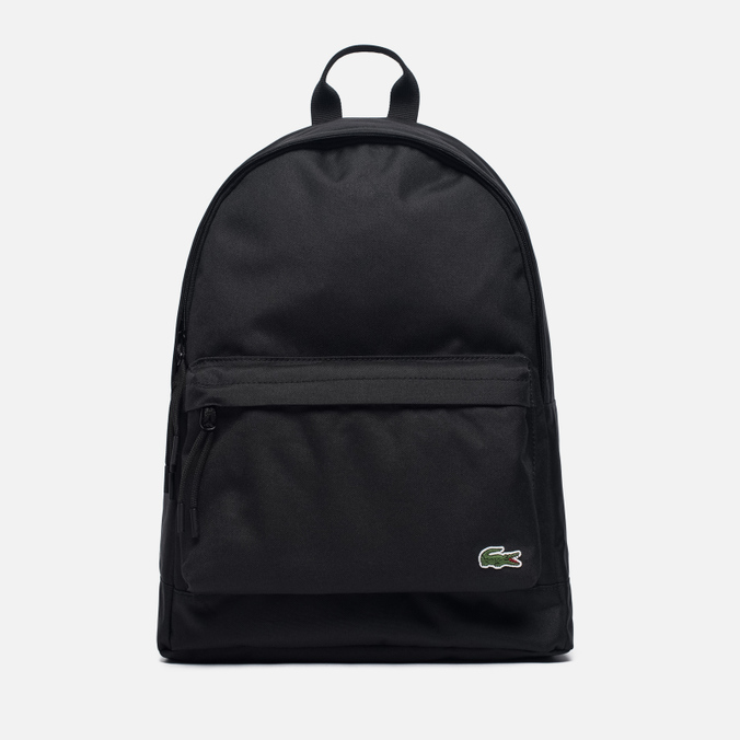 Рюкзак Lacoste Neocroc Canvas Black