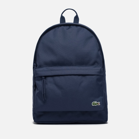 Рюкзак Lacoste Neocroc Canvas Peacoat