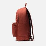 Рюкзак Lacoste Neocroc Canvas Zip Pocket Burnt Henna фото- 2