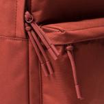 Рюкзак Lacoste Neocroc Canvas Zip Pocket Burnt Henna фото- 5