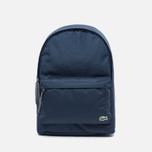 Lacoste Neocroc Backpack Black Iris photo- 0
