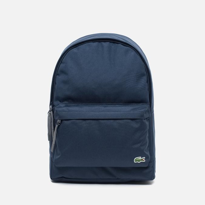 Lacoste Neocroc Backpack Black Iris