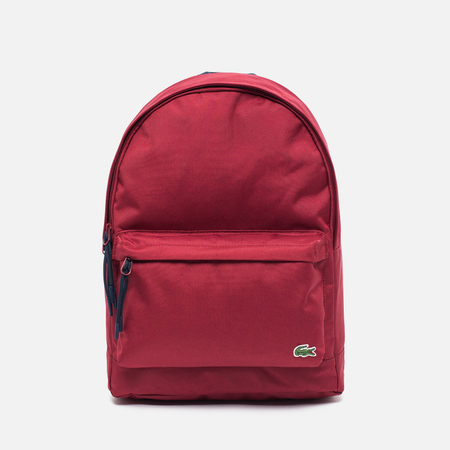 Lacoste Neocroc Rio Backpack Red