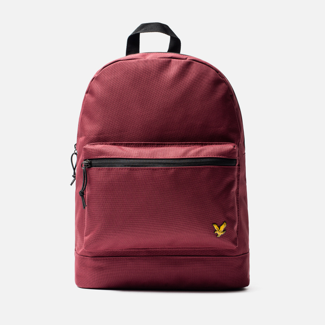 Рюкзак Lyle & Scott Core Classic Burgundy